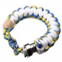 Портативный браслет-трубка для курения